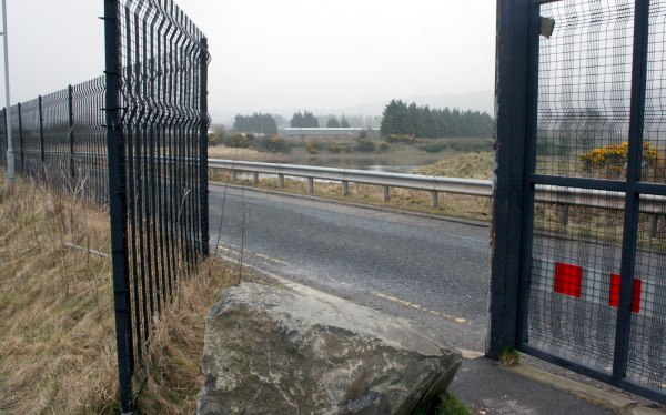 Kinnegar Gates