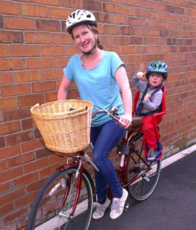 Kelly - Why I Cycle