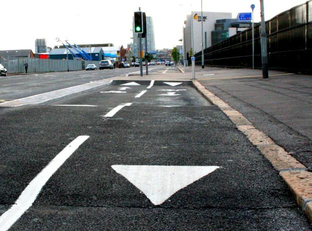Sydenham Road Ramps